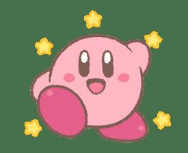 Kirby's Puffball Sticker Set sticker #11088064