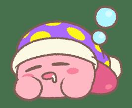 Kirby's Puffball Sticker Set sticker #11088067