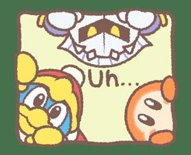 Kirby's Puffball Sticker Set sticker #11088073