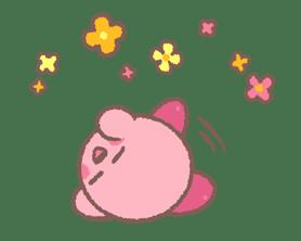 Kirby's Puffball Sticker Set sticker #11088083