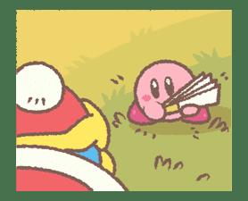 Kirby's Puffball Sticker Set sticker #11088084
