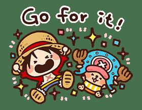 ONE PIECE Kanahei Style sticker #10980250