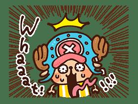 ONE PIECE Kanahei Style sticker #10980254