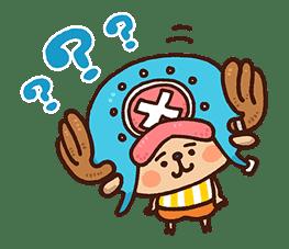 ONE PIECE Kanahei Style sticker #10980262