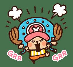 ONE PIECE Kanahei Style sticker #10980265
