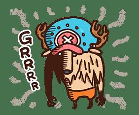 ONE PIECE Kanahei Style sticker #10980266