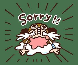 ONE PIECE Kanahei Style sticker #10980267