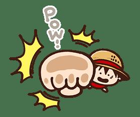 ONE PIECE Kanahei Style sticker #10980269