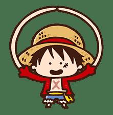 ONE PIECE Kanahei Style sticker #10980270