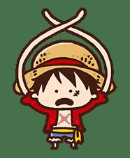 ONE PIECE Kanahei Style sticker #10980271