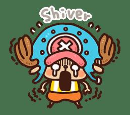 ONE PIECE Kanahei Style sticker #10980272