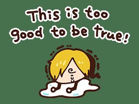 ONE PIECE Kanahei Style sticker #10980276