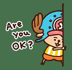 ONE PIECE Kanahei Style sticker #10980277