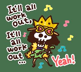 ONE PIECE Kanahei Style sticker #10980278
