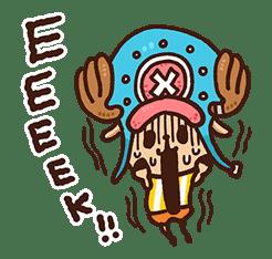 ONE PIECE Kanahei Style sticker #10980280
