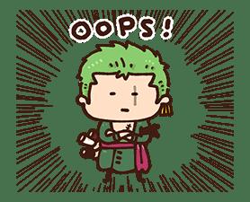 ONE PIECE Kanahei Style sticker #10980281