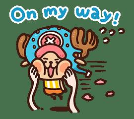 ONE PIECE Kanahei Style sticker #10980282