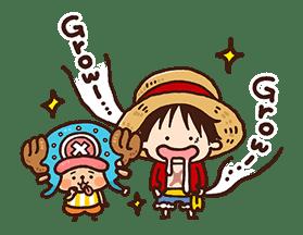 ONE PIECE Kanahei Style sticker #10980284