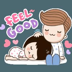 Judy and John : Feeling of Love