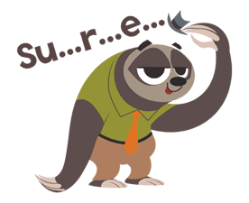 Zootopia: Animated Stickers sticker #11146443