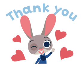 Zootopia: Animated Stickers sticker #11146446