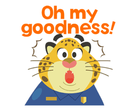 Zootopia: Animated Stickers sticker #11146451
