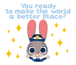 Zootopia: Animated Stickers sticker #11146453