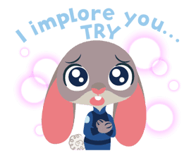Zootopia: Animated Stickers sticker #11146458