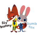 Zootopia: Animated Stickers
