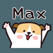 สติ๊กเกอร์ไลน์ 407 Max
