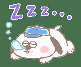 Lovely Snoopy sticker #11307537