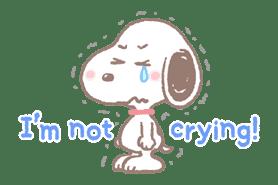 Lovely Snoopy sticker #11307548