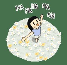 Smile Brush: Moving Up! sticker #11576860