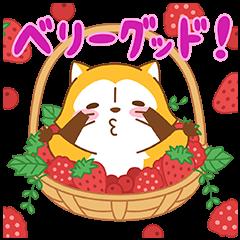 LINEスタンプランキング(StampDB) | フルーツラスカル☆ ポップアップスタンプ