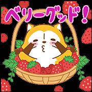 สติ๊กเกอร์ไลน์ FRUIT☆RASCAL สติกเกอร์ป๊อปอัพ