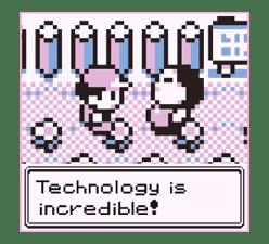 Pokémon Pixel Artwork and Sounds! sticker #12344677