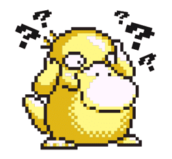 Pokémon Pixel Artwork and Sounds! sticker #12344679