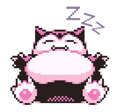 Pokémon Pixel Artwork and Sounds! sticker #12344684
