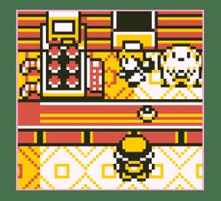 Pokémon Pixel Artwork and Sounds! sticker #12344685