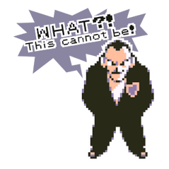 Pokémon Pixel Artwork and Sounds! sticker #12344690