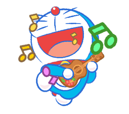 Doraemon's Moving Summer Vacation sticker #12036283