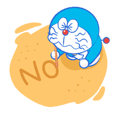 Doraemon's Moving Summer Vacation sticker #12036285