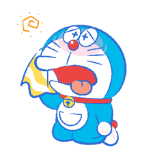 Doraemon's Moving Summer Vacation sticker #12036290