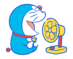 Doraemon's Moving Summer Vacation sticker #12036292