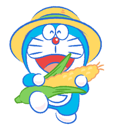 Doraemon's Moving Summer Vacation sticker #12036294