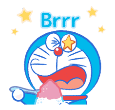 Doraemon's Moving Summer Vacation sticker #12036297