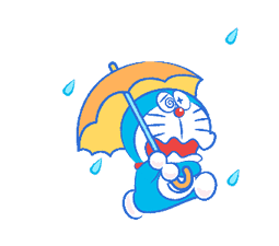 Doraemon's Moving Summer Vacation sticker #12036299