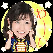 สติ๊กเกอร์ไลน์ AKB48 45th Single Senbatsu Sousenkyo