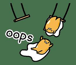 gudetama Pop-up Stickers sticker #12518997