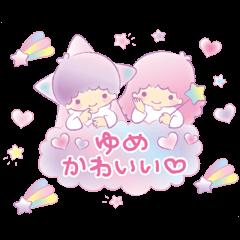 LINEスタンプランキング(StampDB) | キキ&ララ ゆめかわアニメ☆